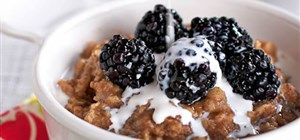 How to include more blackberries in your diet